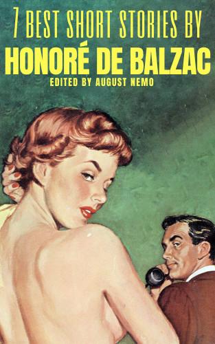 Honoré de Balzac, August Nemo: 7 best short stories by Honoré de Balzac