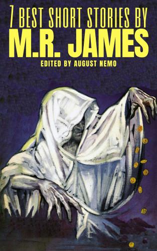M. R. James, August Nemo: 7 best short stories by M. R. James