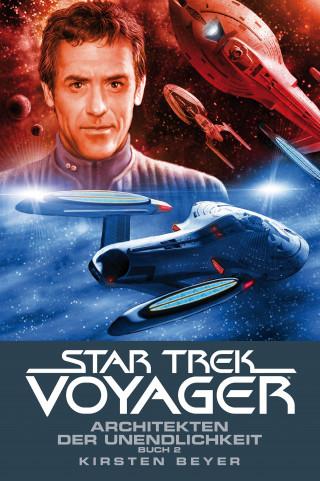 Kirsten Beyer, René Ulmer: Star Trek - Voyager 15: Architekten der Unendlichkeit 2