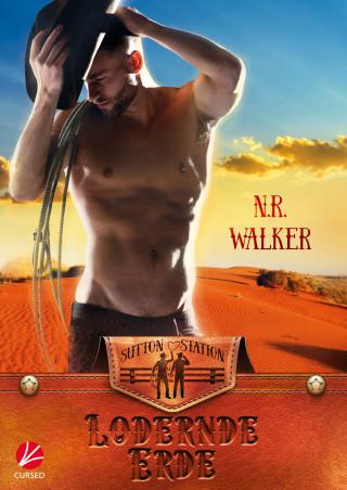 N.R. Walker: Red Dirt Heart: Lodernde Erde
