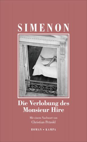 Georges Simenon: Die Verlobung des Monsieur Hire