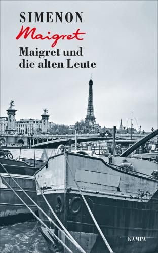 Georges Simenon: Maigret und die alten Leute