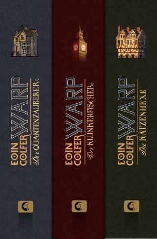 Eoin Colfer: WARP - Die komplette Trilogie