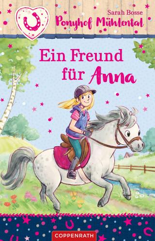 Sarah Bosse: Ponyhof Mühlental (Bd. 4)