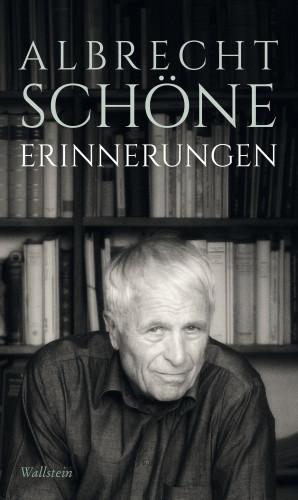 Albrecht Schöne: Erinnerungen