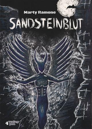Marty Ramone: Sandsteinblut - Elbsandstein Horror-Thriller (Hardcore)