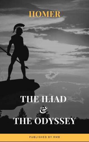Homer, RMB: The Iliad & The Odyssey
