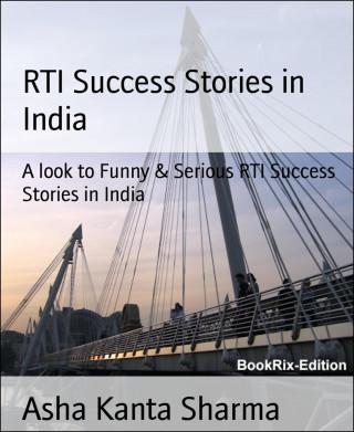 Asha Kanta Sharma: RTI Success Stories in India