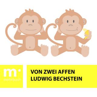 Ludwig Bechstein: Von zwei Affen