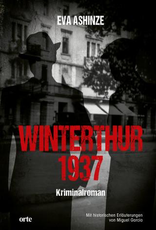 Eva Ashinze: Winterthur 1937