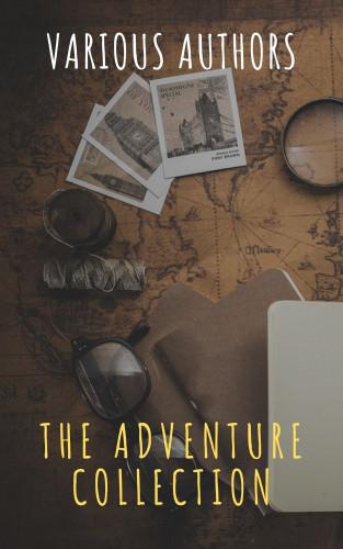 Jonathan Swift, Jack London, Rudyard Kipling, Howard Pyle, Robert Louis Stevenson, The griffin classics: The Adventure Collection: Treasure Island, The Jungle Book, Gulliver's Travels, White Fang...
