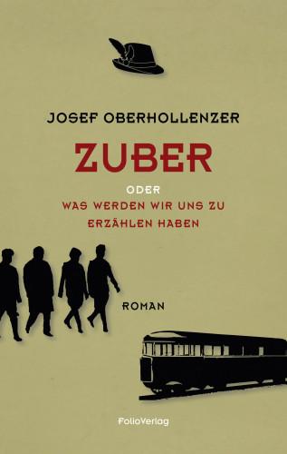 Josef Oberhollenzer: Zuber