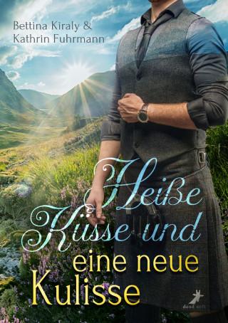 Bettina Kiraly, Kathrin Fuhrmann: Heiße Küsse & eine neue Kulisse