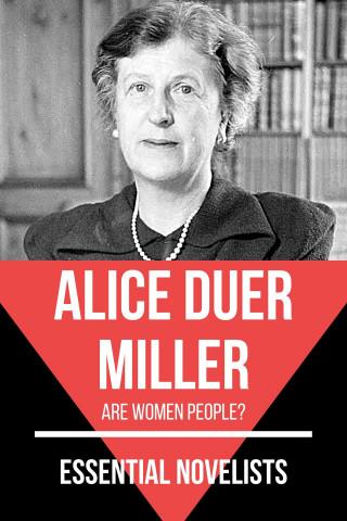Alice Duer Miller, August Nemo: Essential Novelists - Alice Duer Miller
