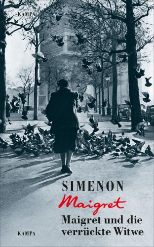 Georges Simenon: Maigret und die verrückte Witwe