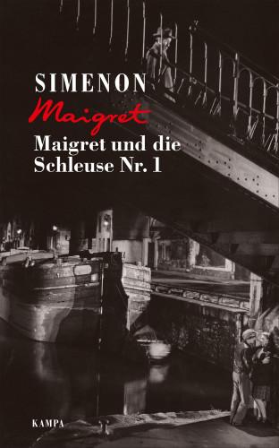 Georges Simenon: Maigret und die Schleuse Nr. 1