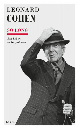 Leonard Cohen: So long