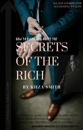 kiiza smith: SECRETS OF THE RICH