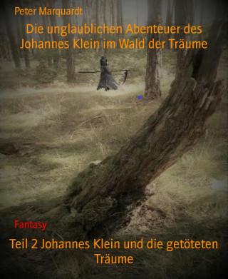 Peter Marquardt: Teil 2 Johannes Klein und die getöteten Träume