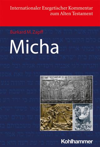 Burkard M. Zapff: Micha