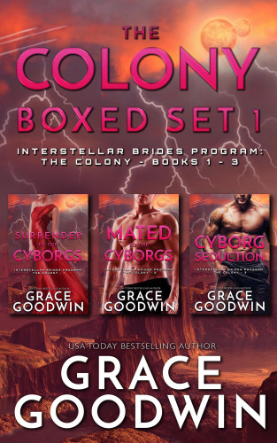 Grace Goodwin: The Colony Boxed Set 1