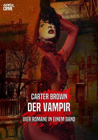 Carter Brown: DER VAMPIR