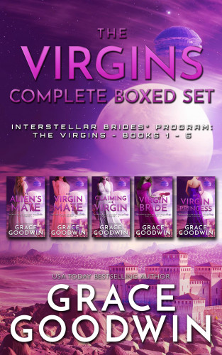 Grace Goodwin: The Virgins - Complete Boxed Set