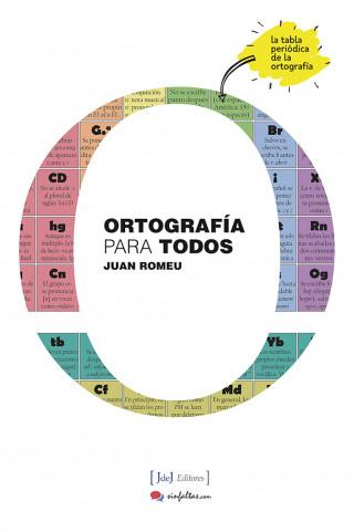 Juan Romeu: Ortografía para todos
