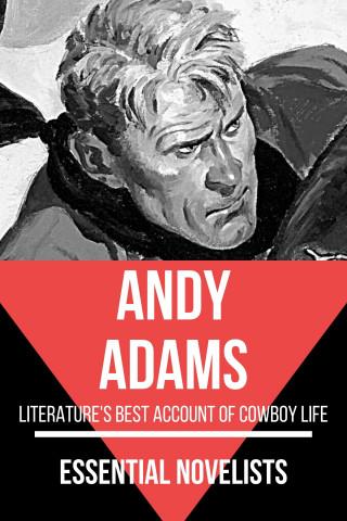 Andy Adams, August Nemo: Essential Novelists - Andy Adams