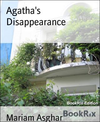Mariam Asghar: Agatha's Disappearance