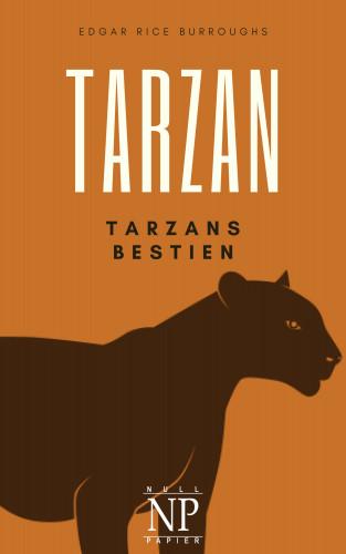 Edgar Rice Burroughs: Tarzan – Band 3 – Tarzans Tiere