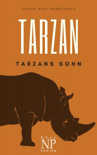 Edgar Rice Burroughs: Tarzan – Band 4 – Tarzans Sohn