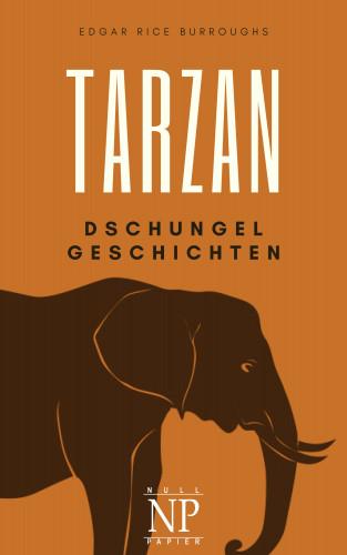 Edgar Rice Burroughs: Tarzan – Band 6 – Tarzans Dschungelgeschichten