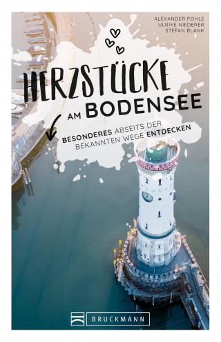 Alexander Pohle, Ulrike Niederer: Herzstücke am Bodensee