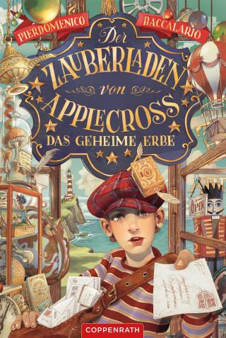 Pierdomenico Baccalario: Der Zauberladen von Applecross (Bd. 1)