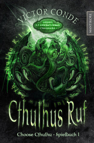 Victor Conde, H.P. Lovecraft: Choose Cthulhu 1 - Cthulhus Ruf