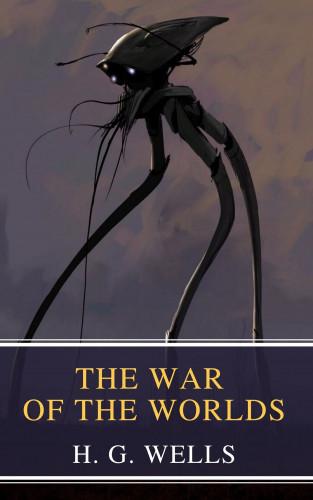 H. G. Wells, MyBooks Classics: The War of the Worlds
