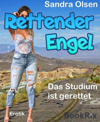 Sandra Olsen: Rettender Engel