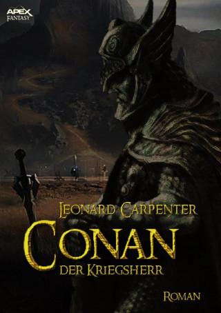 Leonard Carpenter: CONAN, DER KRIEGSHERR
