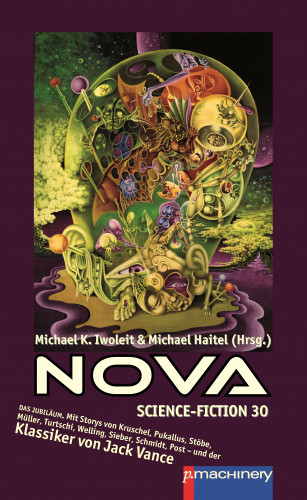 Jack Vance: NOVA Science-Fiction 30