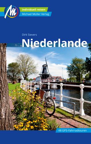 Dirk Sievers: Niederlande Reiseführer Michael Müller Verlag