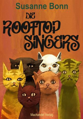 Susanne Bonn: Die Rooftop-Singers