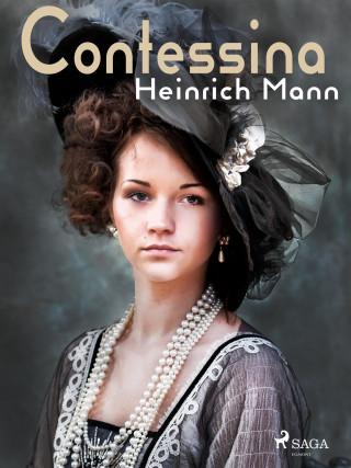 Heinrich Mann: Contessina