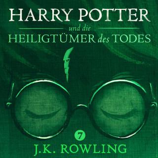 J.K. Rowling: Harry Potter und die Heiligtümer des Todes