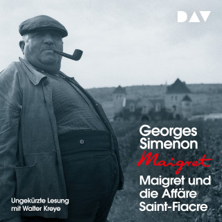 Georges Simenon: Maigret und die Affäre Saint-Fiacre (Ungekürzt)