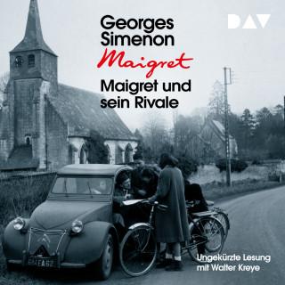 Georges Simenon: Maigret und sein Rivale (Ungekürzt)