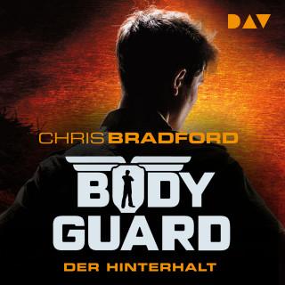 Chris Bradford: Der Hinterhalt - Bodyguard, Band 3 (Ungekürzt)