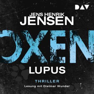 Jens Henrik Jensen: Lupus - Oxen, Band 4 (Ungekürzt)