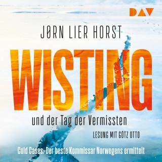 Jørn Lier Horst: Wisting und der Tag der Vermissten - Cold Cases, Band 1 (Ungekürzt)