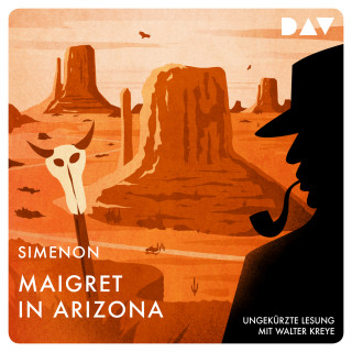 Georges Simenon: Maigret in Arizona (Ungekürzt)